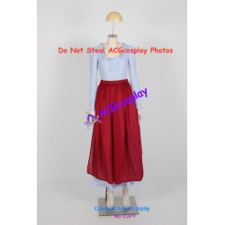 Disney Cinderella 2015 Ella Cosplay Costume