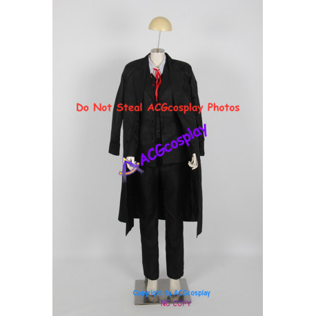 Black Jack Cosplay Costume