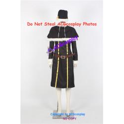 Fairy Tail Juvia Lockser Cosplay Costume black version