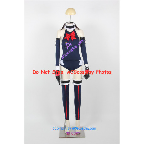Dead or Alive 5 Marie Rose Cosplay Costume
