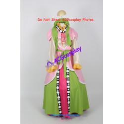 Magi The Labyrinth of Magic Ren Kougyoku Cosplay Costume