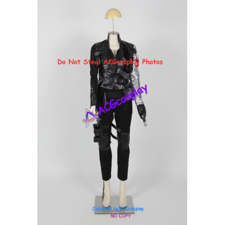 Marvel Comics Captain America female Winter Soldier Cosplay Costume incl. mask