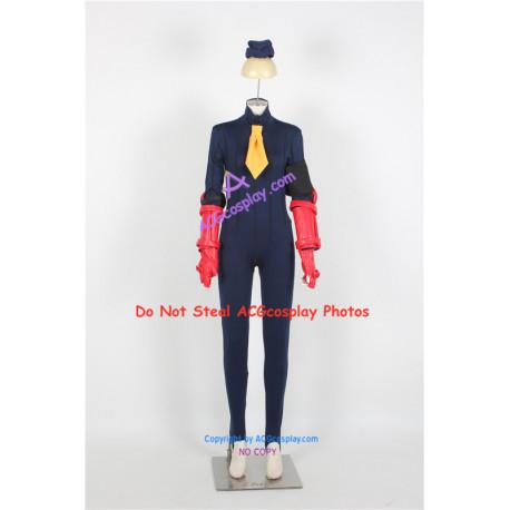 Street Fighter Cammy Cosplay Costume Decapre cosplay