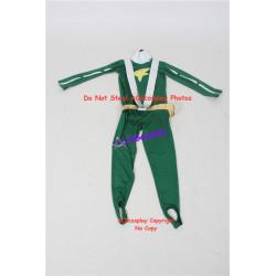Engine Sentai Go-Onger Hanto Go-On Green Cosplay Costume