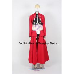 Fate kaleid liner Prisma Illya female Archer Illyasviel von Einzbern cosplay costume