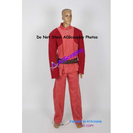 Star Trek Deep Space 9 Shakaar Cosplay Costume