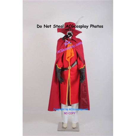Romeo X Juliet The Red Whirlwind Cosplay Costume