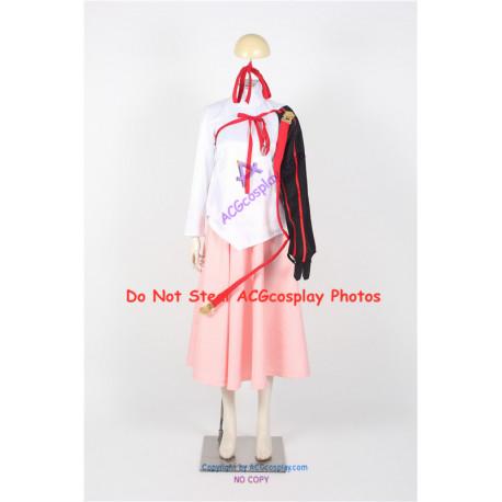 Fate stay Night Sakura Mato Cosplay Costume
