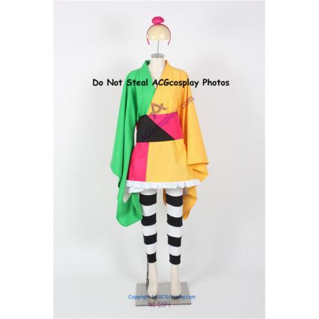 Popn Music Cosplay Kanoko Cosplay Costume