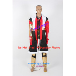 Samurai Warriors 2 Ishida Mitsunari cosplay costume