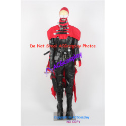 Final Fantasy VII Advent Children Vincent Valentine Cosplay Costume