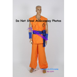 Dragon Ball Z Dimension of Dragon Ball SSGSS Son Goku Cosplay Costume