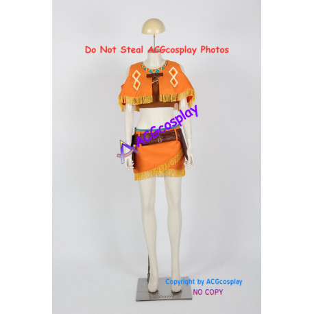Gargantia on The Verdurous Planet Amy Cosplay Costume