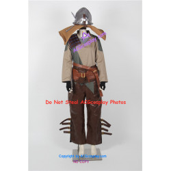 Dragon age Anders and Cole cosplay Cole cosplay costume