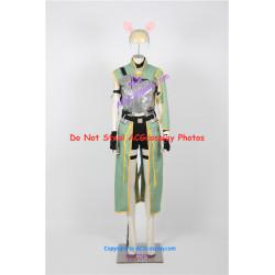Sword Art Online II Sinon Cosplay Costume Alfheim costume