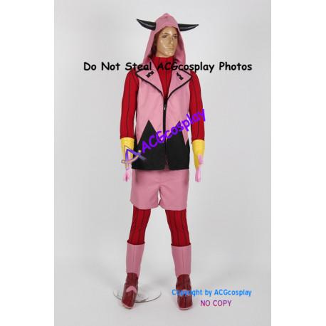 Pokemon Omega Ruby Tabitha Cosplay Costumes