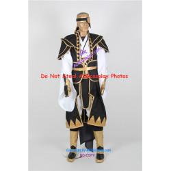 Suikoden 5 Cosplay Georg Prime Cosplay Costume