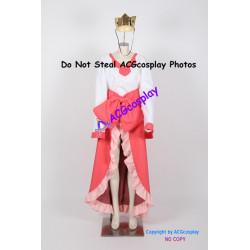Pokemon Iris Cosplay Costume