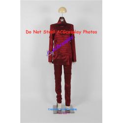 Hellsing Alucard Cosplay Costume dark red version