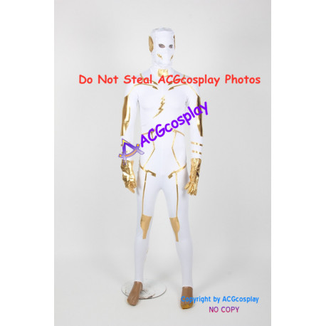 DC comic Godspeed Cosplay Costume the flash costume