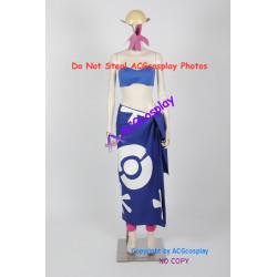 Pokemon ORAS Phoebe Cosplay Costume include headwear