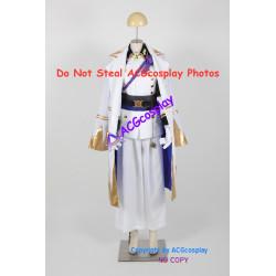 Bakumatsu Rock Soji Okita Cosplay Costume