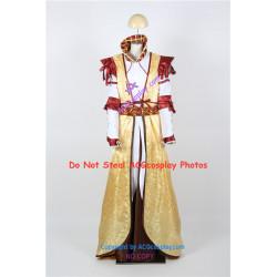 Assassins Creed Brotherhood Cristina Vespucci Cosplay Costume