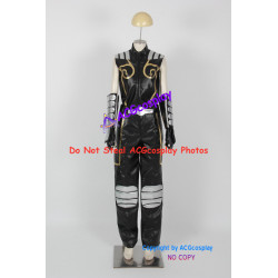Tekken Raven Cosplay Costume faux leather made