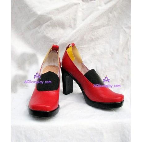 Aria Aika S. Granzchesta Cosplay Shoes