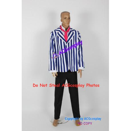 Ponyo Fujimoto Cosplay Costume