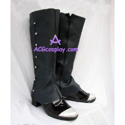 Black butler Kuroshitsuji Ciel Phantomhive V.2 cosplay  shoes boots