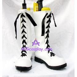 Black butler Kuroshitsuji Ciel Phantomhive v.4 cosplay shoes boots