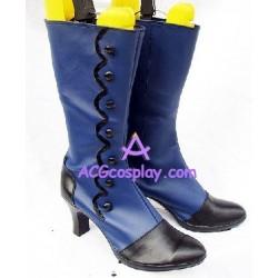 Black butler Kuroshitsuji Ciel Phantomhive V.5 cosplay shoes boots