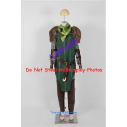 Dragon Age 2 Merril Cosplay Costume version 02