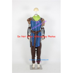 Dragon Age 2 dragonage Merril Cosplay Costume v.1