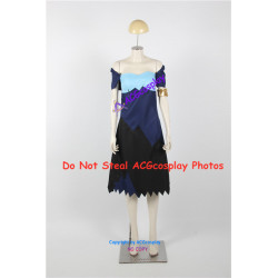 Pokemon Sun and Moon cosplay Acerola Game Cosplay Costumes