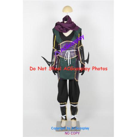 Fire Emblem Fates Cosplay Suzukaze Cosplay Costume