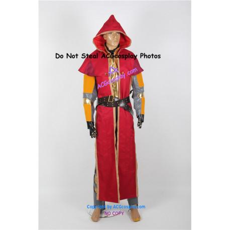 Ninja Gaiden 3 Regent of the Mask Cosplay Costume