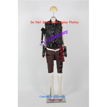 Final Fantasy XV Prompto Argentum Cosplay Costume version 2