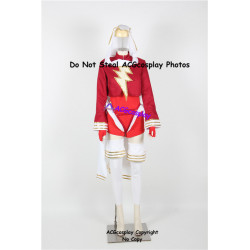 DC Comics Mary Marvel Cosplay Costume