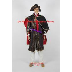 Assassins Creed III Haytham Kenway Cosplay Costume