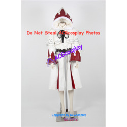 Final Fantasy XIV White Mage Female Cosplay Costume