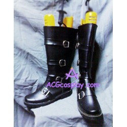 D.gray-Man Cross Marian Cosplay Shoes