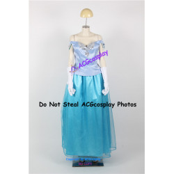 Disney cosplay Cinderella 1997 Brandy Cinderella Cosplay Costume dress cosplay