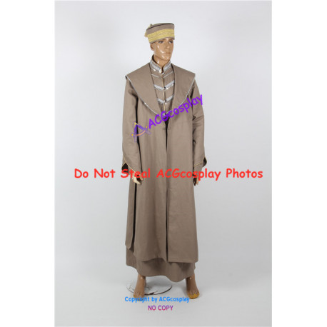 Harry Potter Albus Dumbledore Cosplay Costume