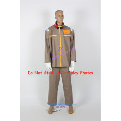 Gundam Mobile Suit Gundam General Revil Cosplay Costume