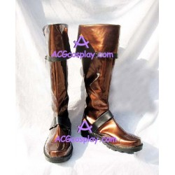 D.Gray-man Lavi v.4 Cosplay Shoes