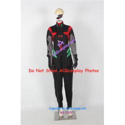 Neon Genesis Evangelion Rei Ayanami Plugsuit Cosplay Costume