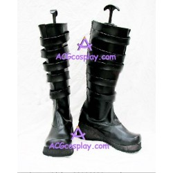D.Gray-man Lavi v.5 Cosplay Shoes