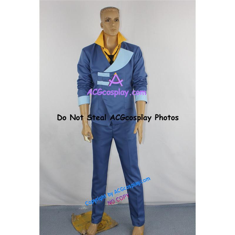 free shipping Cowboy Bebop Spike Spiegel Cosplay Costume
